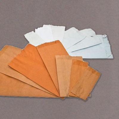 bolsa sobre fuelle papel sin fondo