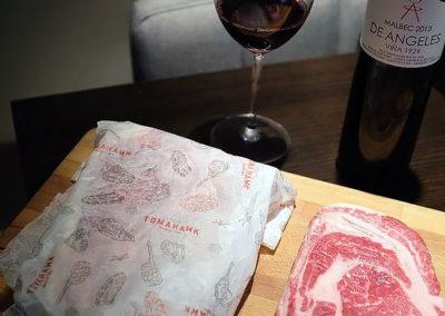 papel seda parafinado impreso 2 colores para carnes
